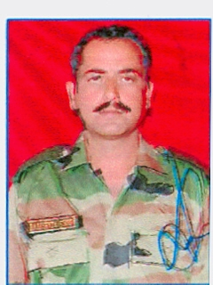 Naik Rajeshver Singh (Posthumous) 16th Battalion, The Punjab Regiment, Shaurya Chakra