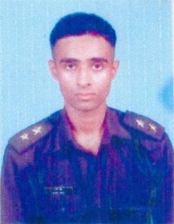 Lieutenant Manish Singh 9th Battalion, The Parachute Regiment (Special Forces), Shaurya Chakra