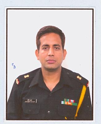 Major Sandeep Kumar 13th Battalion, The Sikh Regiment, Shaurya Chakra