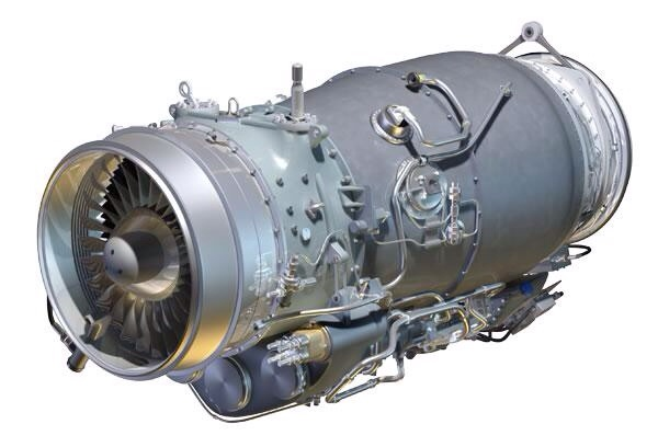 The Adour engine that powers the Hawk, Goshawk and Jaguar | Image: Rolls-Royce